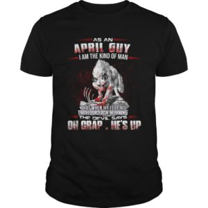 El Lobo Estepario As An April Guy I Am The Kind Of Man Shirt 300x300 - El Lobo Estepario: As An April Guy I Am The Kind Of Man Shirt, LS