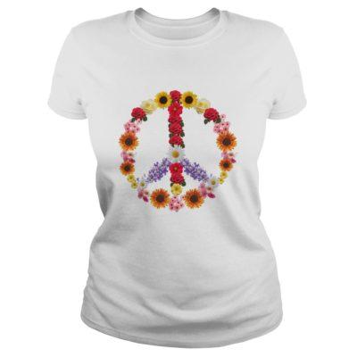 Flower Power Peace Shirt1 400x400 - Flower Power Peace Shirt, Hoodie, Long sleeve