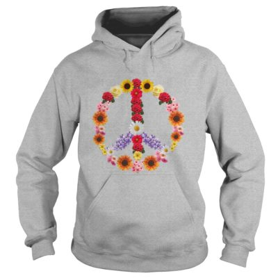 Flower Power Peace Shirt2 400x400 - Flower Power Peace Shirt, Hoodie, Long sleeve