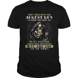 Grim Reaper Dont Mess With This August Guy Even The Devil Shirt 300x300 - Grim Reaper Don't Mess With This August Guy Even The Devil Shirt