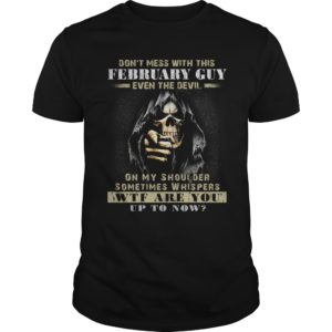 Grim Reaper Dont Mess With This February Guy Even The Devil Shirt 300x300 - Grim Reaper Dont Mess With This February Guy Even The Devil Shirt, Hoodie, LS