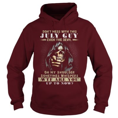 Grim Reaper Dont Mess With This July Guy Even The Devil Shirt1 400x400 - Grim Reaper Don't Mess With This July Guy Even The Devil Shirt, Hoodie