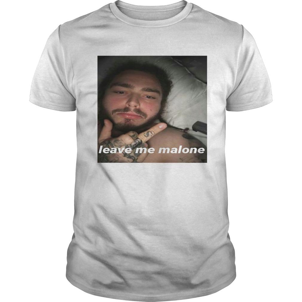 Post Malone Leave: Post Malone Merchandise & Gifts: Shirts, Mugs