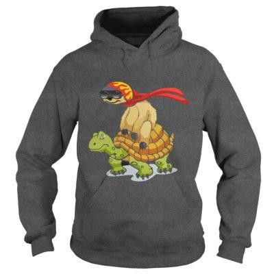 Sloth Riding Turtle Shirt1 400x400 - Sloth Riding Turtle Shirt