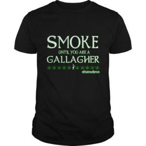 Smoke Until You Are A Gallagher Shirt 300x300 - Smoke Until You Are A Gallagher Shamless Shirt, Hoodie