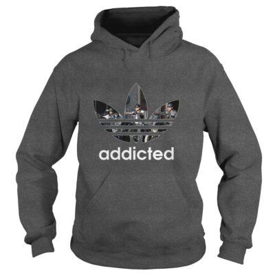 Son Of Anarchy Addicted Shirt1 400x400 - Son Of Anarchy Addicted Shirt, Hoodie, LS, SweatShirt
