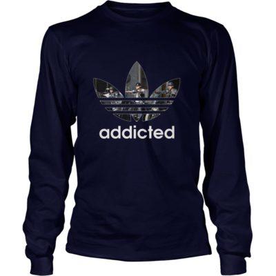 Son Of Anarchy Addicted Shirt3 400x400 - Son Of Anarchy Addicted Shirt, Hoodie, LS, SweatShirt