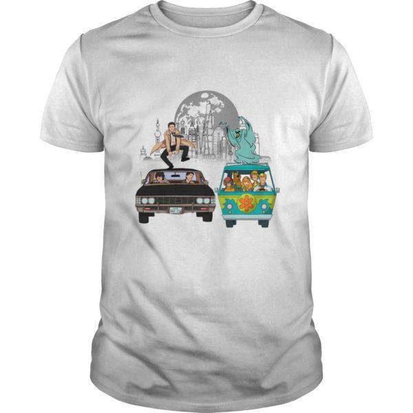 Supernatural Scooby Doo Shirt 600x600 - Supernatural Scooby Doo Shirt, Hoodie, Long sleeve