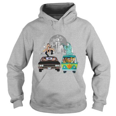 Supernatural Scooby Doo Shirt1 400x400 - Supernatural Scooby Doo Shirt, Hoodie, Long sleeve