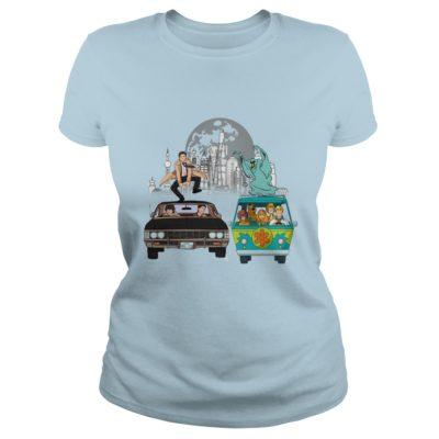 Supernatural Scooby Doo Shirt2 400x400 - Supernatural Scooby Doo Shirt, Hoodie, Long sleeve