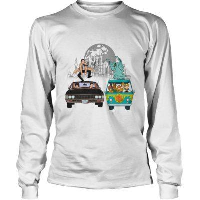 Supernatural Scooby Doo Shirt3 400x400 - Supernatural Scooby Doo Shirt, Hoodie, Long sleeve