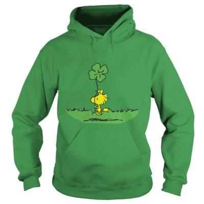 Woodstock Snoopy IrishShirt 400x400 - Woodstock, Snoopy Irish Shirt , Hoodie, LS