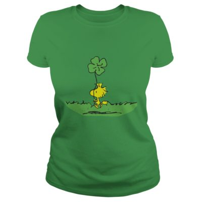 Woodstock Snoopy IrishShirt2 400x400 - Woodstock, Snoopy Irish Shirt , Hoodie, LS