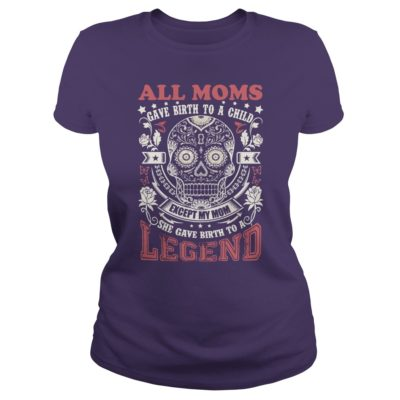 All Moms gave birth to a child except my Mom shirt1 400x400 - All Moms gave birth to a child except my Mom shirt, hoodie