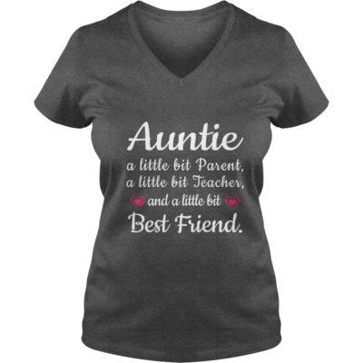 Auntie a little bit Parent a little bit Teacher and best friend shirt3 400x400 - Auntie a little bit Parent, a little bit Teacher and best friend shirt