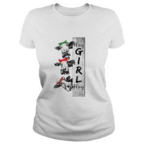 Cow Hay girl hay shirt 300x300 - Cow: Hay girl hay shirt, hoodie, ladies