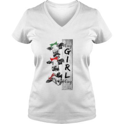 Cow Hay girl hay shirt2 400x400 - Cow: Hay girl hay shirt, hoodie, ladies