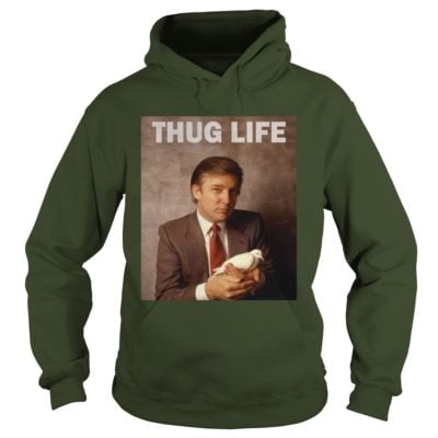 Donald Trump Thug Life Bird Dove shirt2 400x400 - Donald Trump Thug Life Bird Dove shirt, hoodie, long sleeve