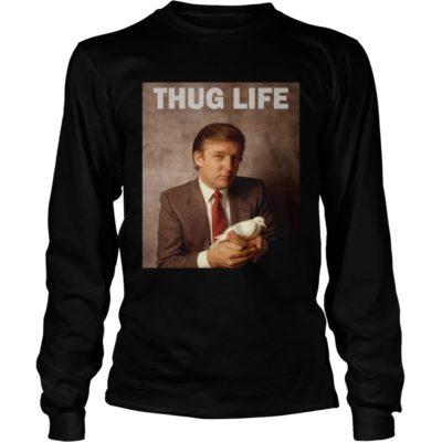 Donald Trump Thug Life Bird Dove shirt3 400x400 - Donald Trump Thug Life Bird Dove shirt, hoodie, long sleeve