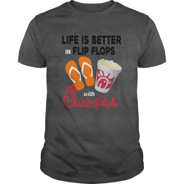 Life Is Better In Flip Flops With Chick fil A shirt Copy 600x600 - Life Is Better In Flip Flops With Chick-fil-A shirt, hoodie