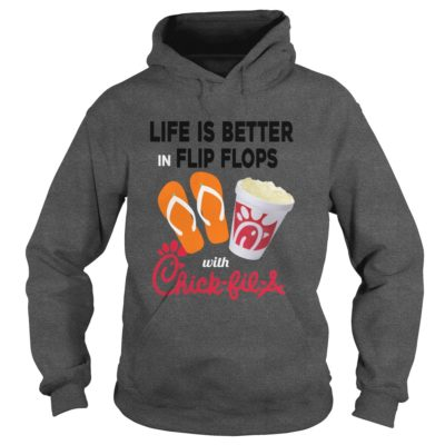 Life Is Better In Flip Flops With Chick fil A shirt1 Copy 400x400 - Life Is Better In Flip Flops With Chick-fil-A shirt, hoodie