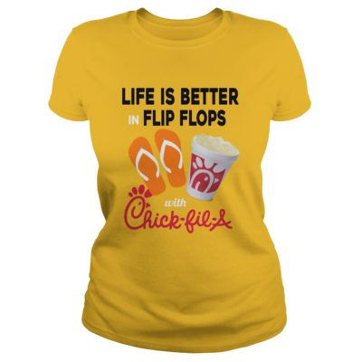 Life Is Better In Flip Flops With Chick fil A shirt2 Copy 400x400 - Life Is Better In Flip Flops With Chick-fil-A shirt, hoodie