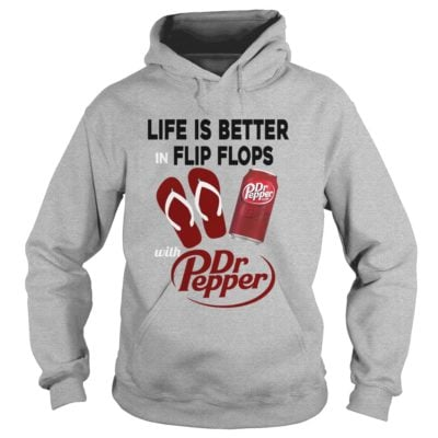 Life Is Better In Flip Flops With Dr Pepper shirt1 400x400 - Life Is Better In Flip Flops With Dr Pepper shirt
