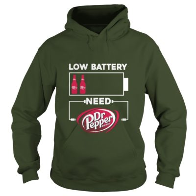 Low battery need Dr Pepper shirt2 400x400 - Low battery need Dr Pepper shirt, long sleeve, ladies