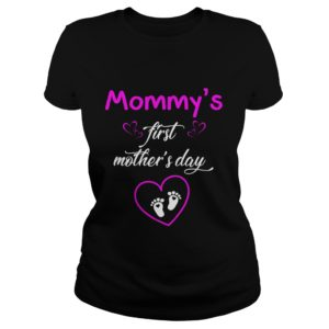 Mommys first Mothers day shirt1 300x300 - Mommy's first Mother's day shirt, hoodie, ladies