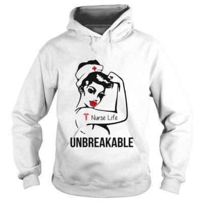 Nurse Life Unbreakable shirt2 400x400 - Nurse Life Unbreakable t-shirt, ladies, long sleeve, hoodie