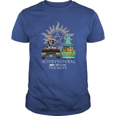 Scooby Natural Join The Hunt Shirt1 400x400 - Scooby Natural Join The Hunt Shirt, Hoodie, Long sleeve