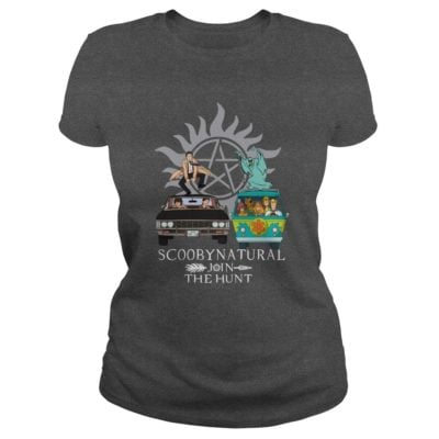 Scooby Natural Join The Hunt Shirt2 400x400 - Scooby Natural Join The Hunt Shirt, Hoodie, Long sleeve