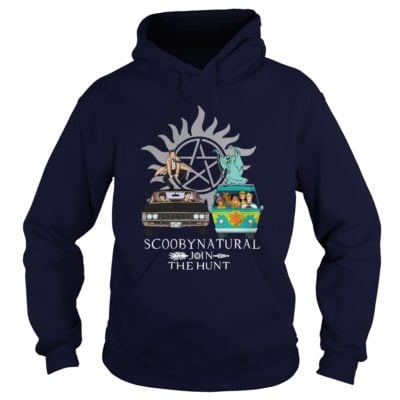 Scooby Natural Join The Hunt Shirt3 400x400 - Scooby Natural Join The Hunt Shirt, Hoodie, Long sleeve