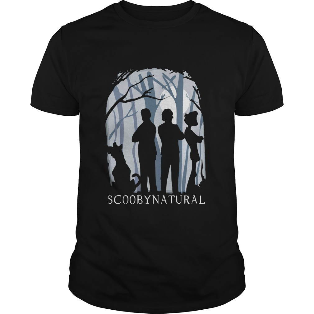 Scooby Natural The Forest Shirt - Scooby Natural The Forest Shirt, Hoodie, Long sleeve