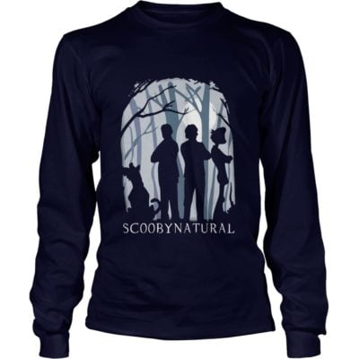 Scooby Natural The Forest Shirt3 400x400 - Scooby Natural The Forest Shirt, Hoodie, Long sleeve