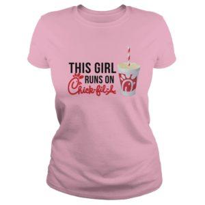 This girl runs on Chick fil A shirt 300x300 - This girl runs on Chick-fil-A shirt, hoodie, ladies, tank