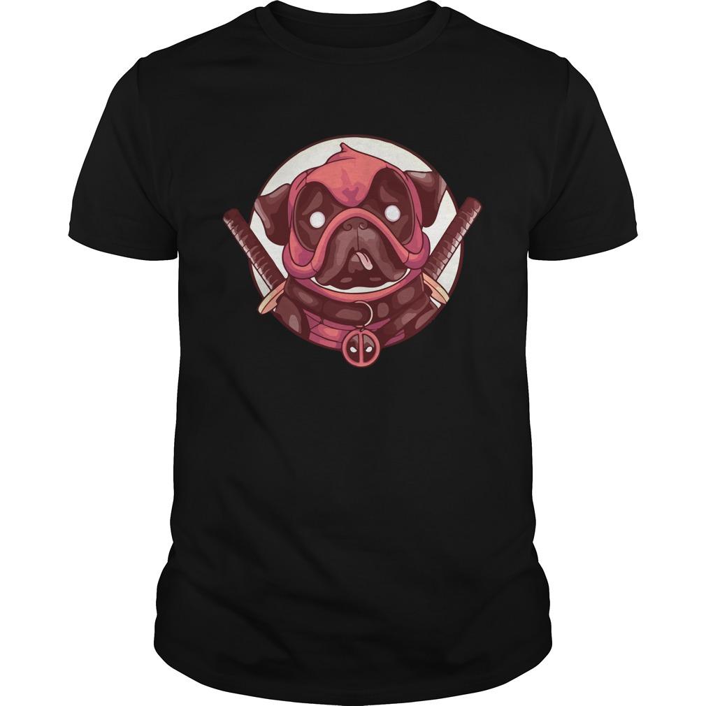 Deadpool Bulldog shirt - Deadpool Bulldog shirt, hoodie, guys tee, tank top