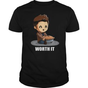 Dean Winchester Worth It shirt 300x300 - Dean Winchester Worth It shirt, guys tee, hoodie