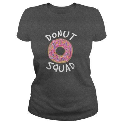 Donuts Squad ladies tee 400x400 - Donuts Squad shirt: Funny Donuts
