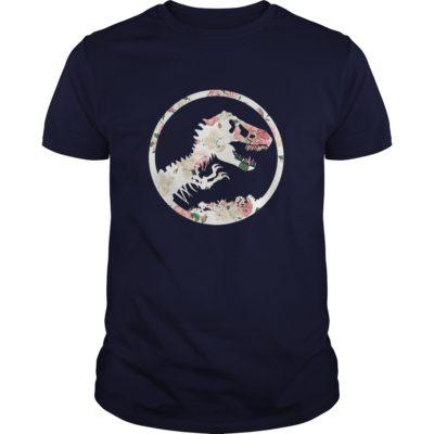 Floral Jurassic Park guys tee 400x400 - Floral Jurassic Park shirt, hoodie, ladies tee, tank top