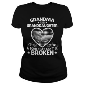 Grandma and Granddaughter a bond that cant be broken shirt 300x300 - Grandma and Granddaughter a bond that can't be broken shirt