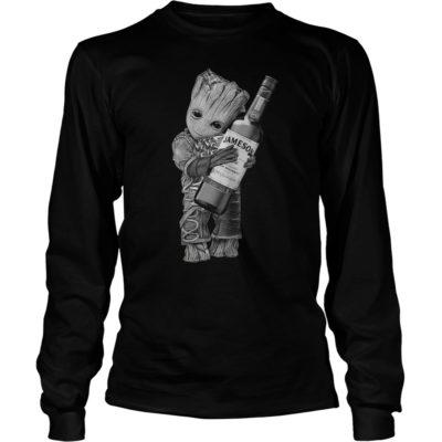 Groot Hug Jameson long sleeve 400x400 - Groot Hug Jameson shirt, long sleeve, guys tee, hoodie
