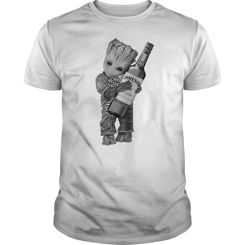 Groot Hug Jameson shirt - Groot Hug Jameson shirt, long sleeve, guys tee, hoodie