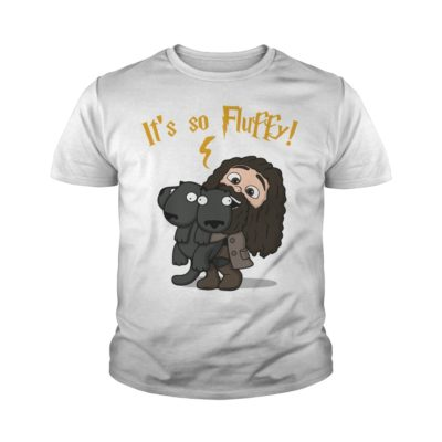 Harry Potter Its so fluffy youth tee 400x400 - Harry Potter It's so fluffy shirt, ladies, hoodie, guys