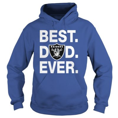 Oakland Raiders Best Dad Ever hoodie 400x400 - Oakland Raiders Best Dad Ever shirt, hoodie, guys tee
