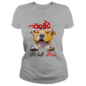 Pit bull Mom shirt 300x300 - Pit bull Mom shirt, long sleeve, hoodie