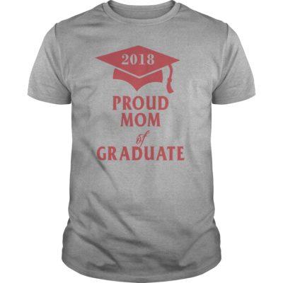 Proud Mom of Graduate 2018 guys tee 400x400 - Proud Mom of Graduate 2018 shirt, hoodie, long sleeve
