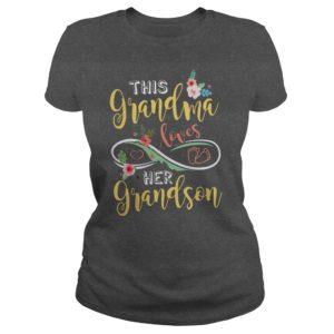This Grandma Loves Her Grandson shirt 300x300 - This Grandma Loves Her Grandson shirt, youth tee, ladies tee