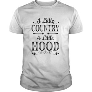 A little Country a little Hood shirt 300x300 - A Little Country A Little Hood t-shirt, long sleeve, ladies tee