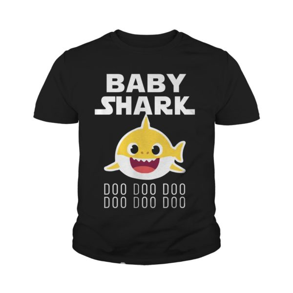 Baby Shark doo doo doo shirt 600x600 - Baby Shark Doo Doo Doo shirt, hoodie, youth tee, guys tee
